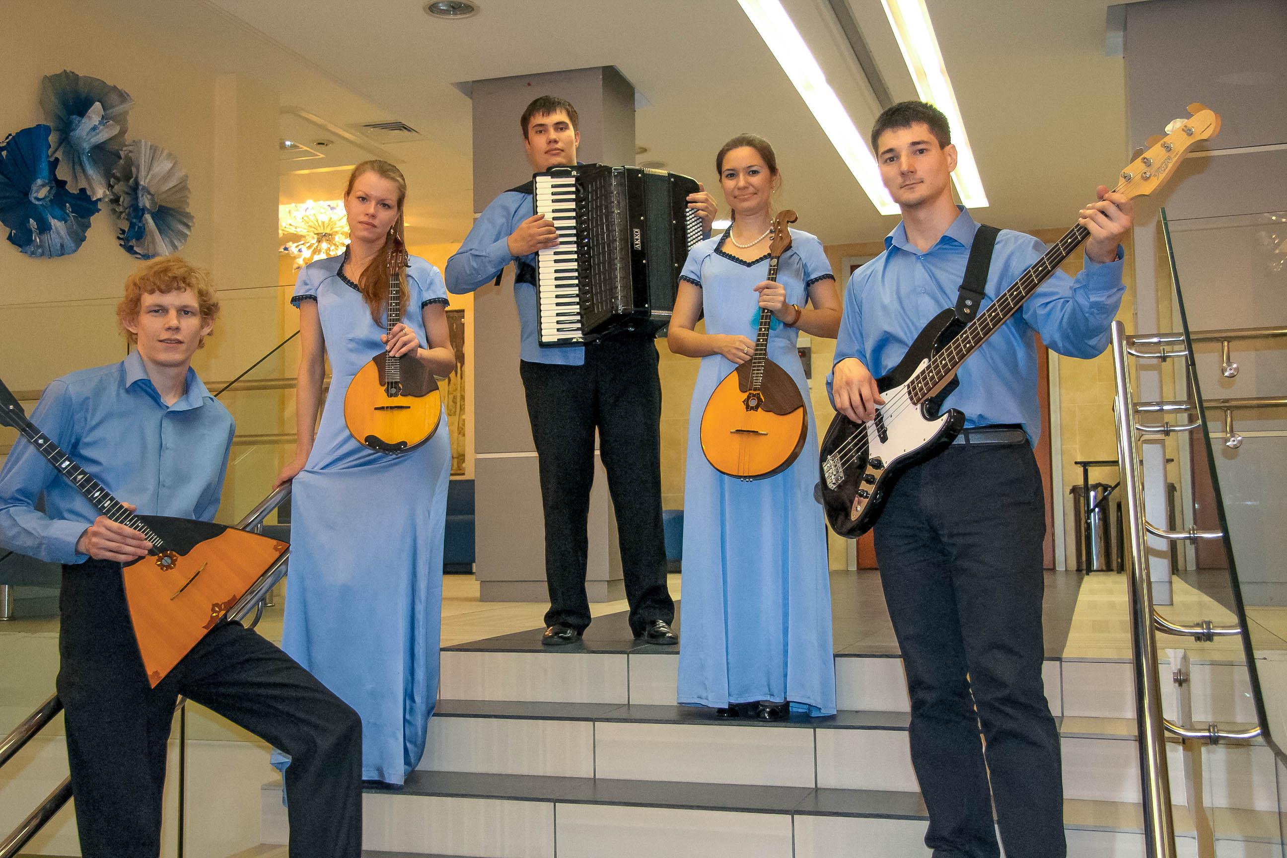 Конкурс на свадьбе с музыкальными инструментами